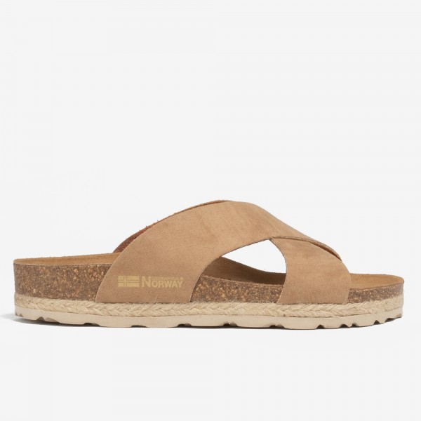 LOW SANDALS FOR WOMEN