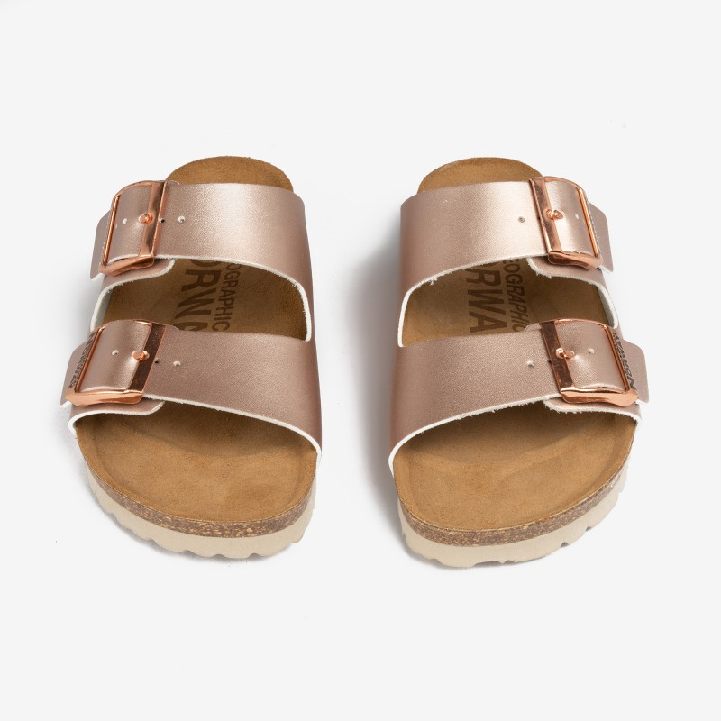 LOW FLAT SANDALS FOR WOMEN